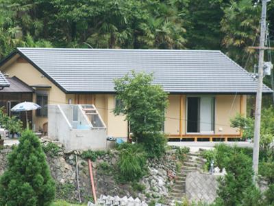 紀美野町の家